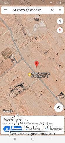 A vendre Terrain agricole de  14249m²