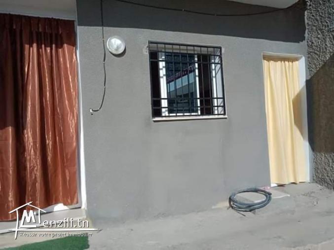 A louer maison s +2 à kélibia