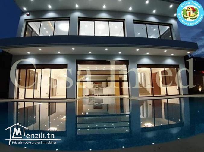 Magnifique villa a vendre