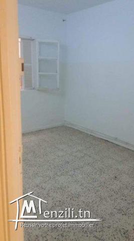 une petite maison propre à cité el Bahri