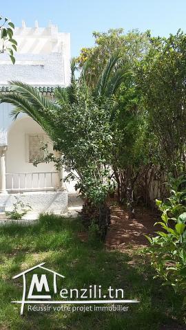 Belle maison avec grand jardin la gazelle