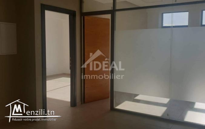 A louer un étage en Mezzanine de 02 bureaux au Belvédère