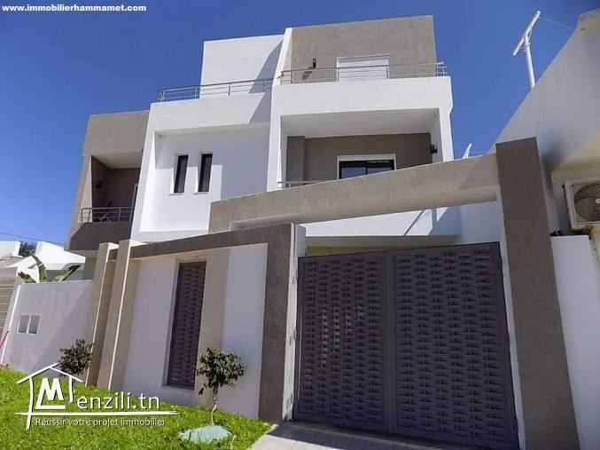 Triplex Ahmeed à Hammamet