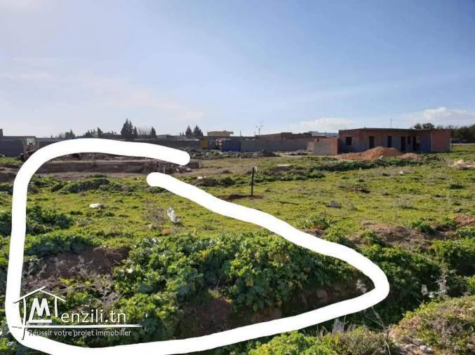 قطعة أرض للبيع في المحمدية مساحتها 215 م