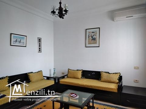 Villa en S+3 à Hammamet Centre
