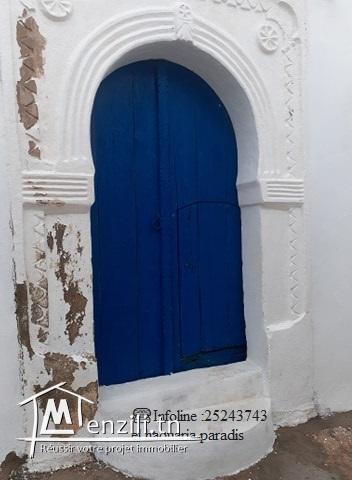 une charmante maison de style traditionnel au centre ville el haouaria