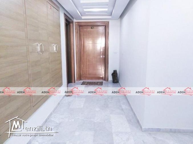 Appartement de haut standing S1