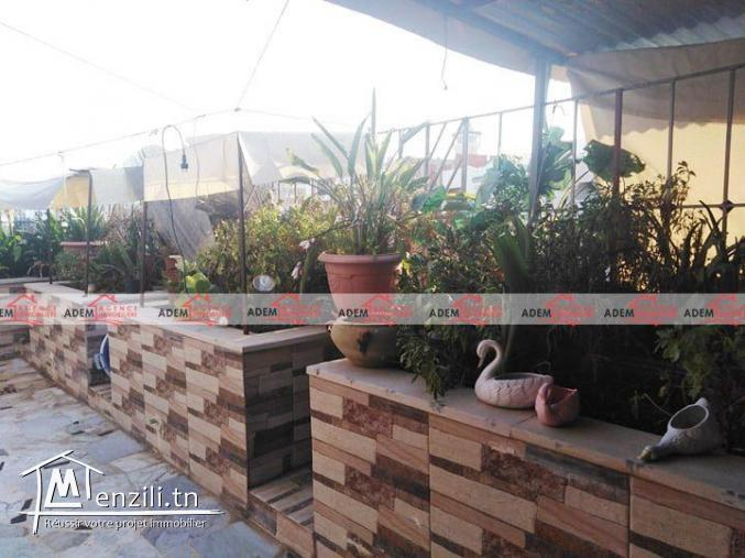 Villa bien situé à Sahloul