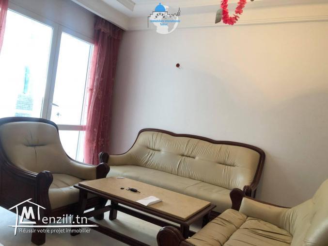magnifique appartement à khzema est