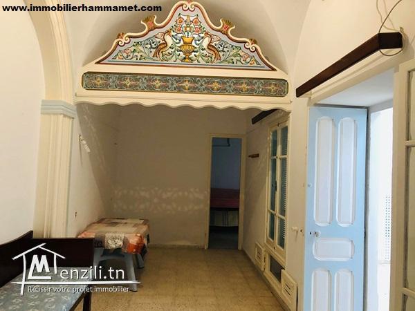 Maison arabe Nour à Hammamet Centre