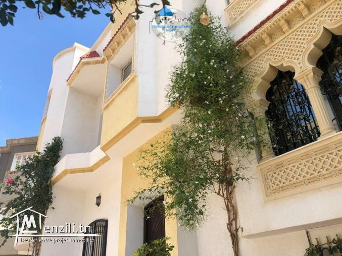 sublime Villa à sahloul 1
