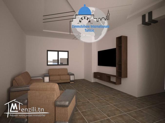 magnifique appartement  entre sahloul et khzema ouest