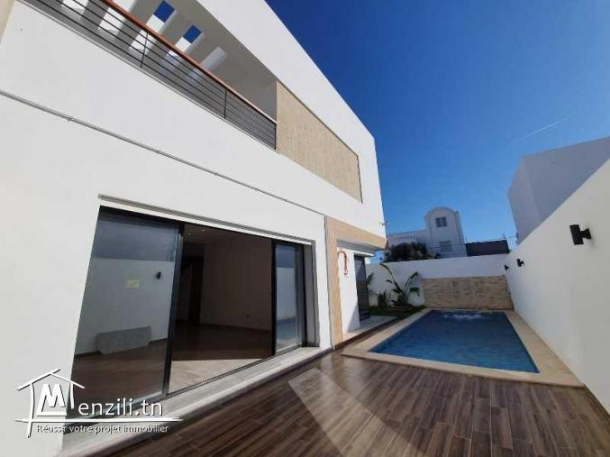 Villa exceptionnelle de très haut standing HAMMAMET