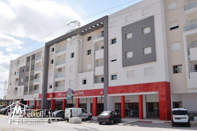 Vente appartement S+2 haut standing à Mourouj 6
