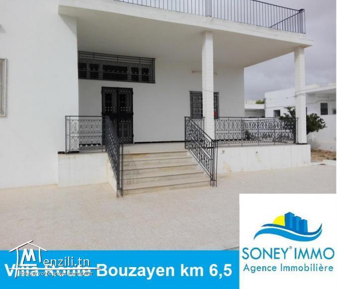 Villa à Gremda Bouzayen km 6