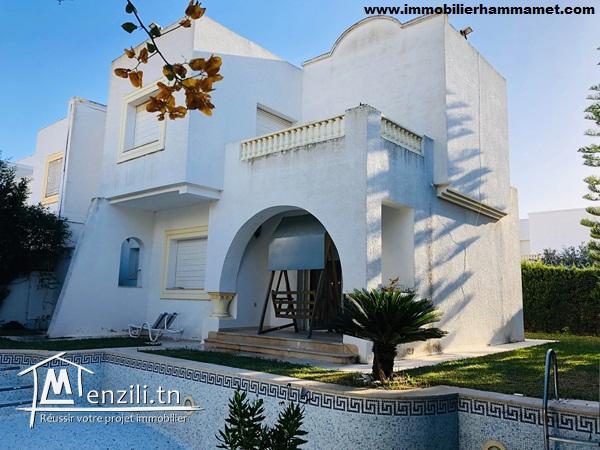 Villa Royal à Jinene Hammamet