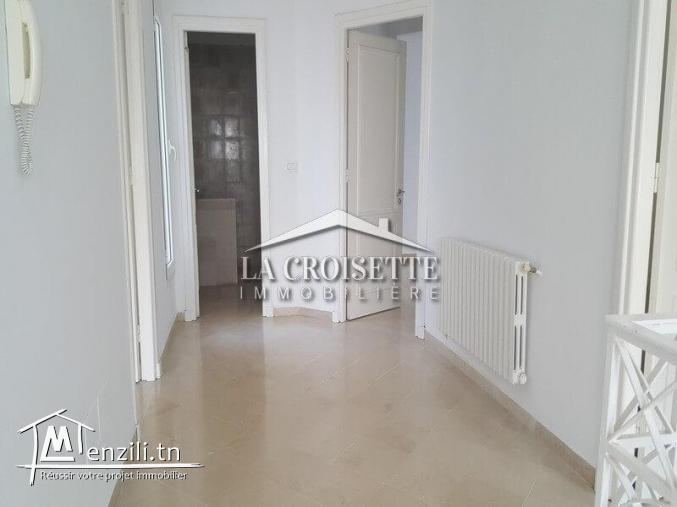 Duplex à Ain Zaghouan Ref ZDL0018