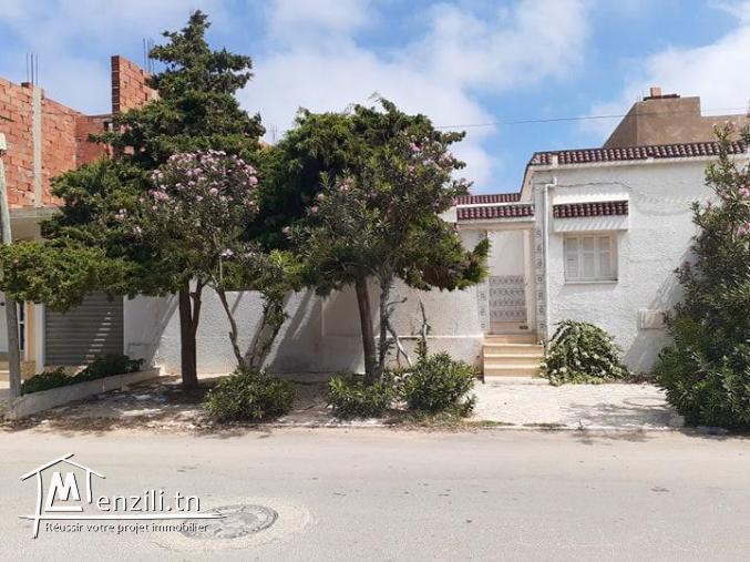 Une maison a vendre à el haouaria à quelques pas de la mer