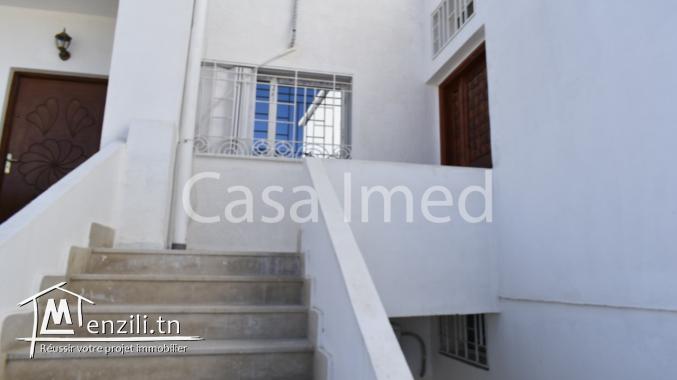 une étage villa à ibn sina