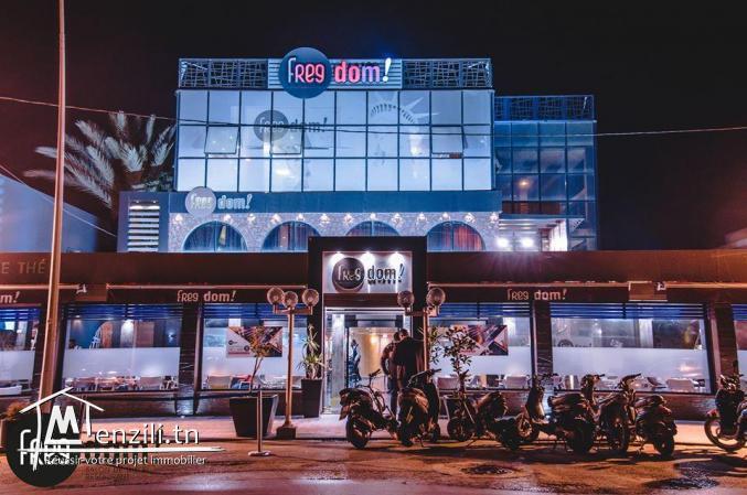 Local commercial 700 m2 r+2 a louer ou à vendre idéal pour showroom