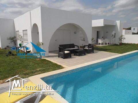 Villa de 240m2 sur un terrain de 700m2 Zone Monchar