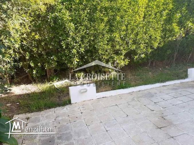 villa plain pied Gmmarth ref MVL0110