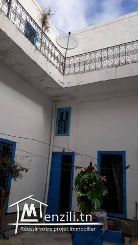 a vendre maison arabe  traditionelle