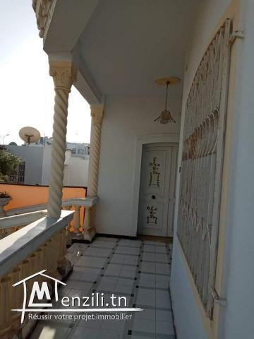 Villa a louer route Mahdia Sfax