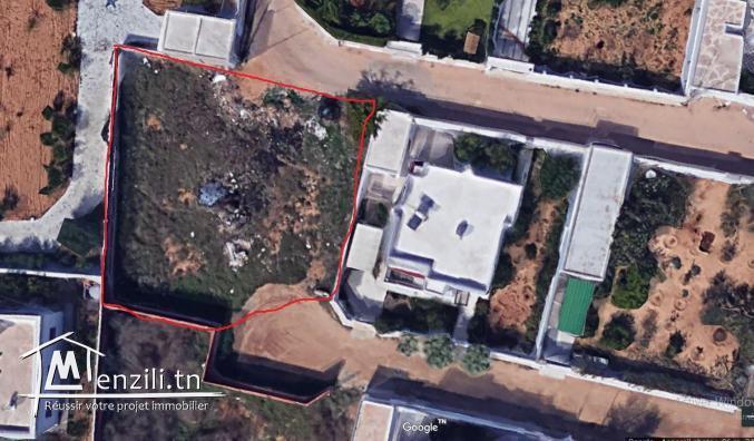 Terrain à vendre de superfice 759 m²