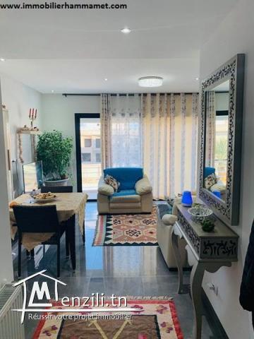 Appartement Carole à Sidi Mahrsi Nabeul