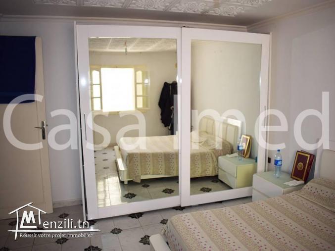 étage de villa S+2 à sidi daoued