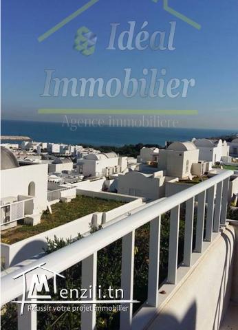 Villa avec vue mer à Marina Gammarth