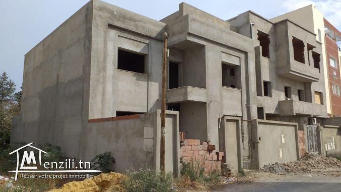 une villa inachevée