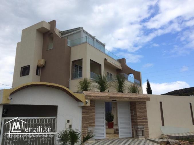Villa haut standing de 480 m2 avec piscine