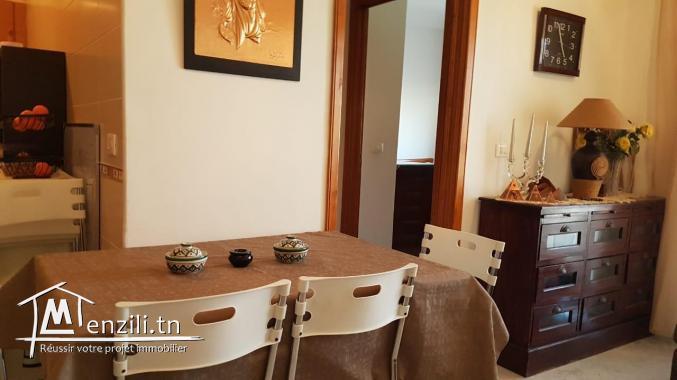 belle appartement prix 230 Mille dinars