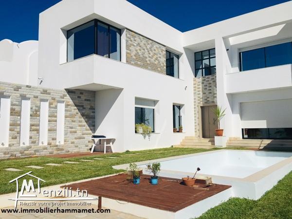 Villa Pascale à Hammamet