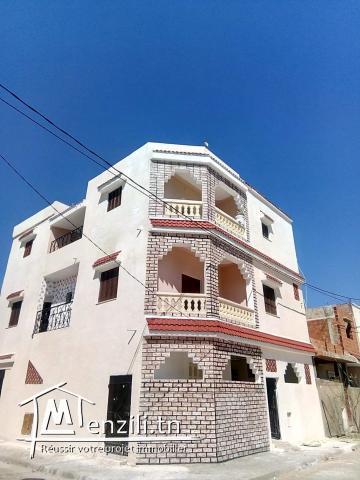 A vendre une grand villa à Nefza