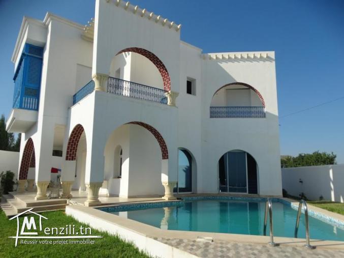 Villa de charme Hammamet sidi hammed