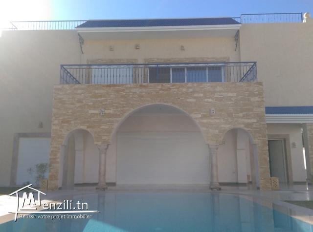 Etage de villa Jinen Hammamet