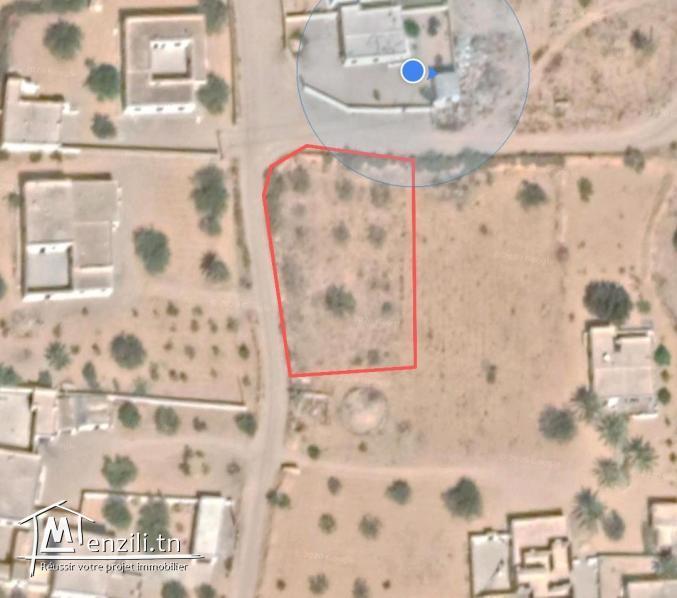 1200m2 zone urbaine Fatou