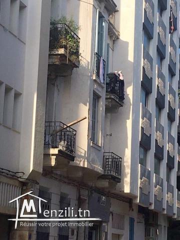 appartement à vendre 70m2 Tunis/Belvédère