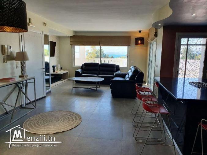 Appartement avec une belle vue à Hammamet