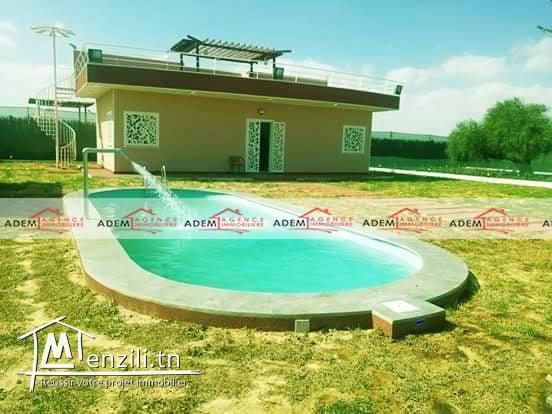 Adorable villa avec piscine