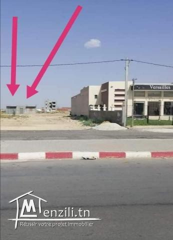 maison 205 m2 a Kairouan trik Tunis