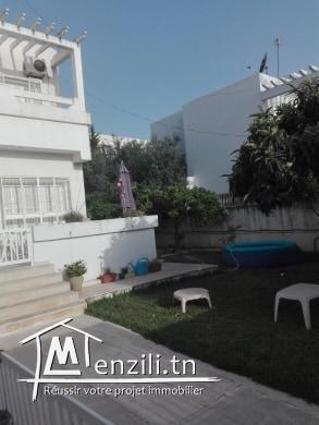 Maison à vendre à El Menzah 9A