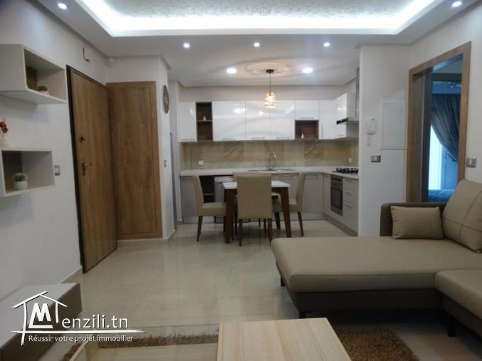 Des appartements s2 Haut satnding à Hammamet