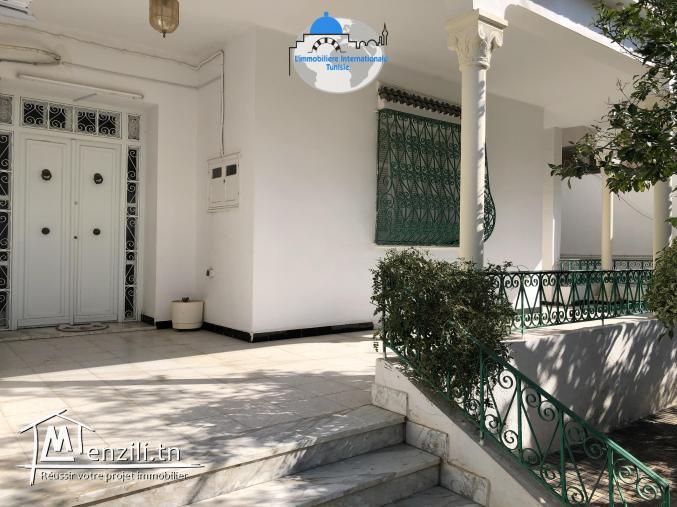 magnifique villa à bouhsina 5