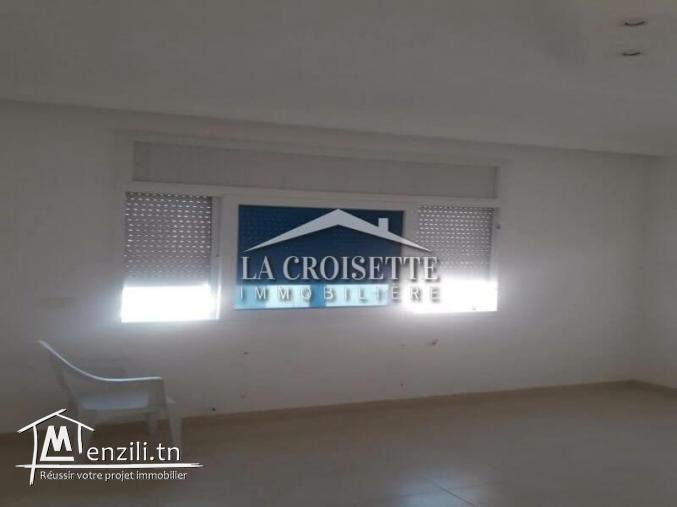 Appartement s2 à gammarth zav0143