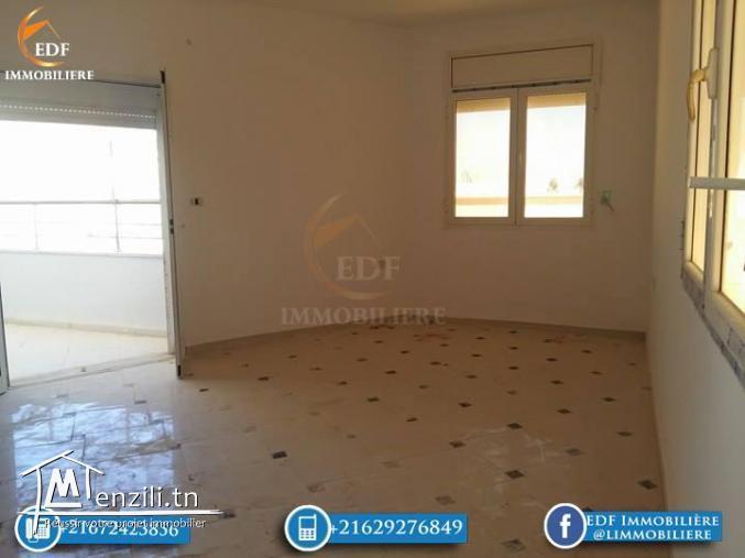 Réf2024: Immeuble de 3 appartements à Cité Saha Bizerte