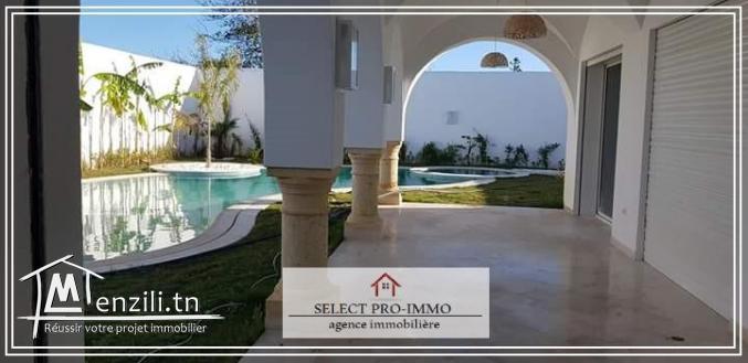 A vendre villa à Hammamet - MB195